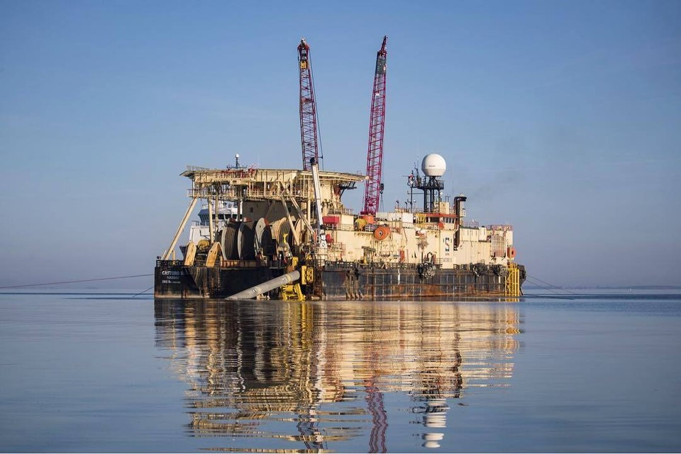 Норвежская компания DNV GL отказалась сертифицировать «Северный поток-2».
