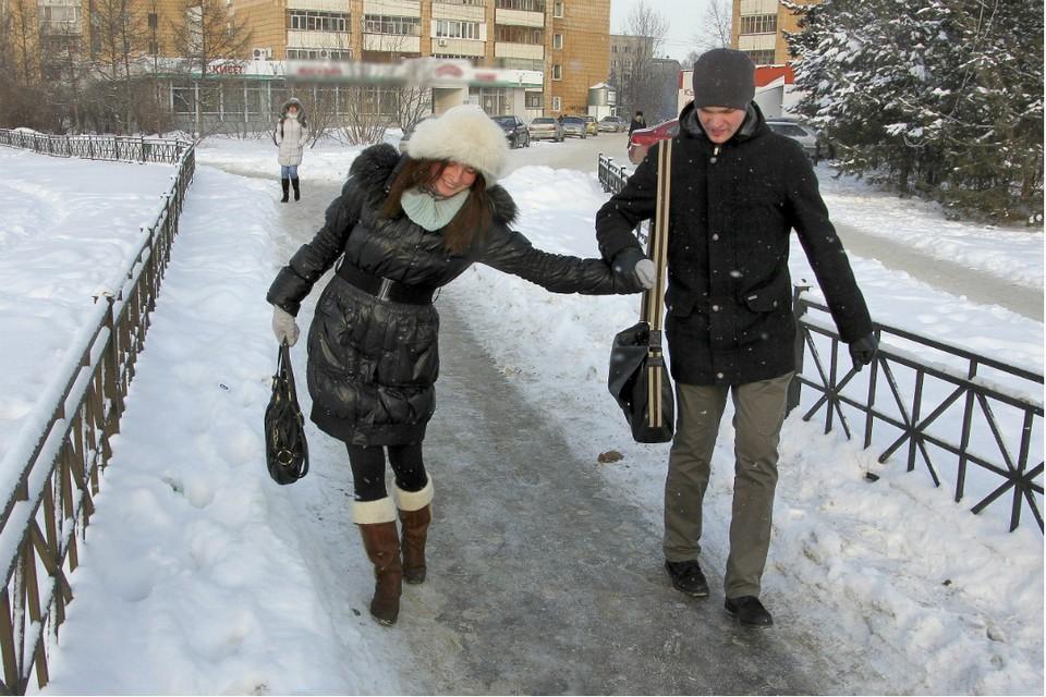 Кировчан просят быть осторожными и внимательными.