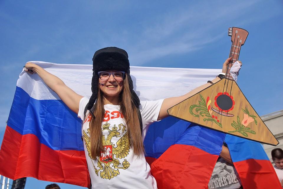 Особенность русского патриотического чувства состоит в том, что оно не складывается в матрешку.