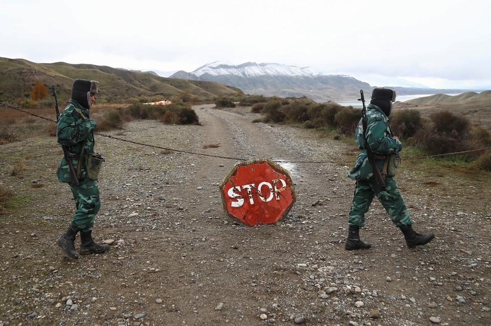 В конце прошлого года все внимание было приковано к Нагорному Карабаху