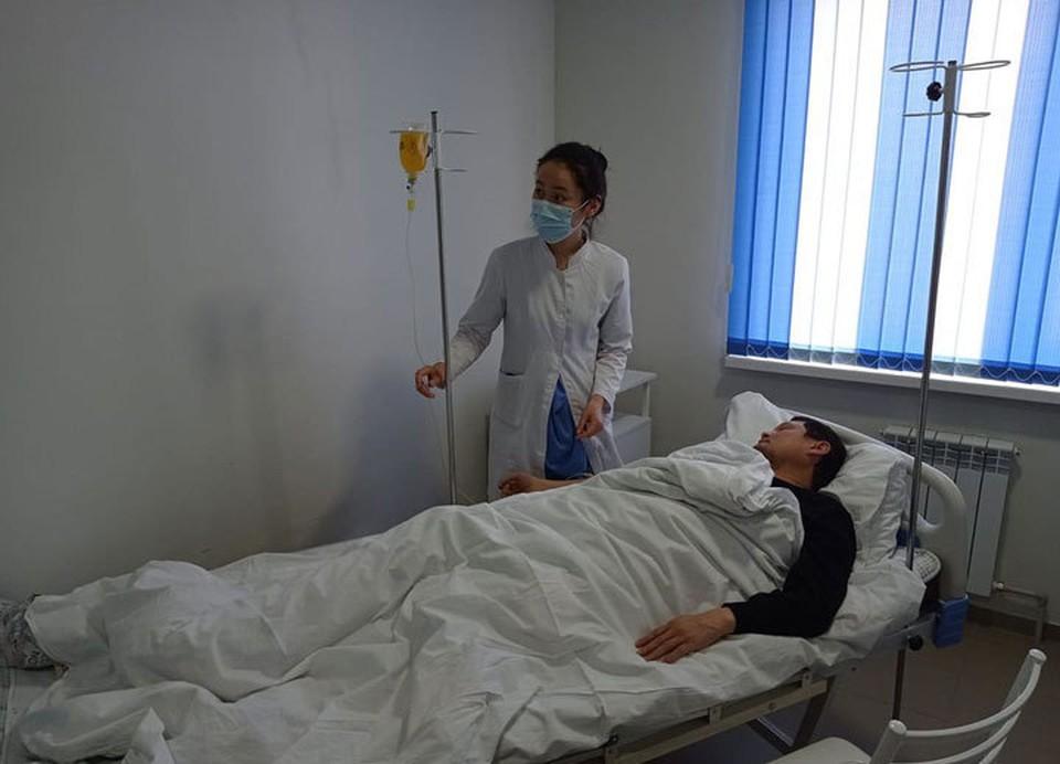 По словам Жапыкеева, его состояние здоровья ухудшилось на фоне сахарного диабета.