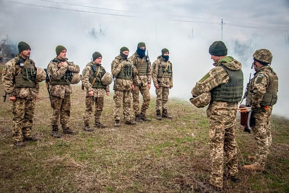 Украинских силовиков наделят особыми полномочиями