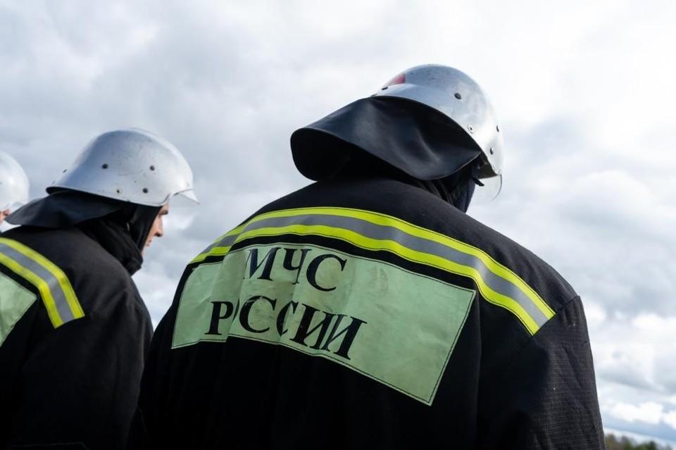 В селе Сосково Орловской области в пожаре погибла пожилая женщина