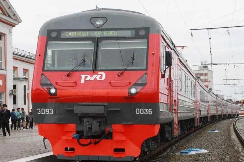 С 11 января поезда начнут ездить по прежнему графику.