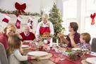 Сколько стоит праздничное застолье на Рождество