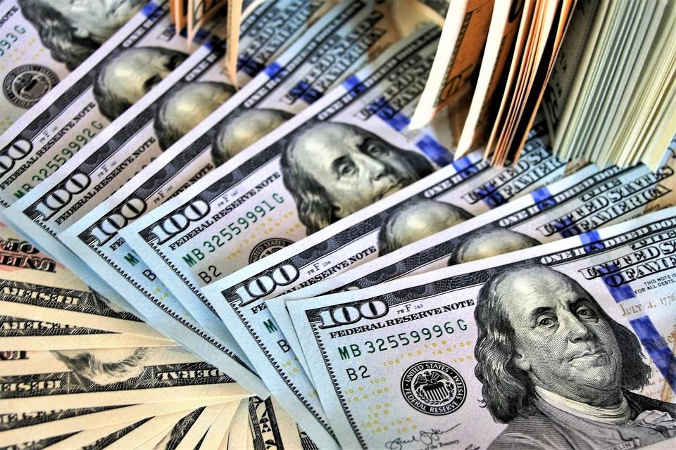 Доллар подешевел на 1,88 тенге