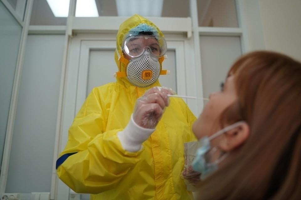 265 новых случаев коронавируса выявили в Иркутской области 6 января