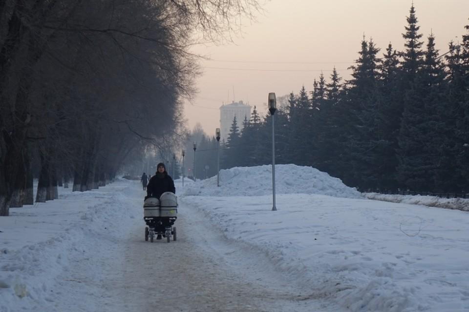 На несколько дней продлен режим черного неба в трех кузбасских городах
