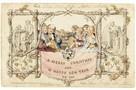 Дикие рождественские открытки XIX века: почему там изображали мертвых птичек, лягушек-убийц и жуткие корнеплоды