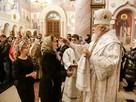 Маски сброшены: как прошла рождественская служба - 2021  в Софийском соборе в Самаре