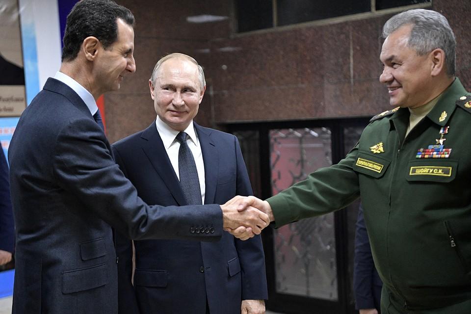 В Кремле раскрыли подробности самой опасной поездки президента России. Фото: Алексей Никольский/ТАСС