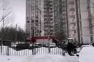 В Москве во время пожара в многоэтажке погибли четыре человека