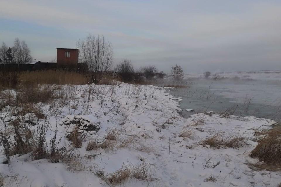 МЧС: уровень воды в Ангаре вновь понизился, угрозы подтопления нет. Фото: ГУ МЧС России по Иркутской области.