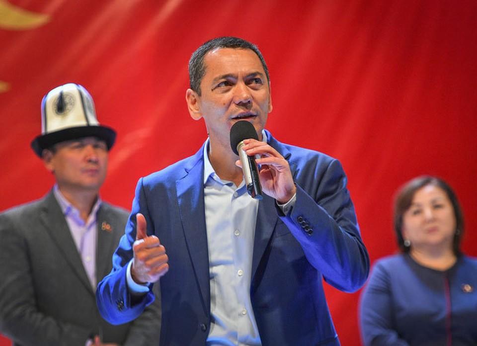 Бабанова вызвали в ГКНБ по старым уголовным делам.