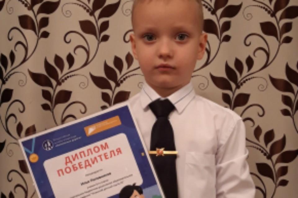 Мальчик из Красноярского края на шаг приблизился к мечте стать инспектором ГИБДД