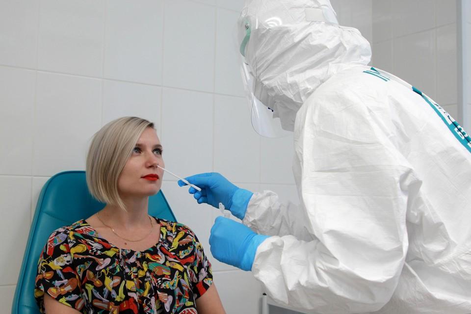 Эксперт сообщил, что большинство ПЦР-тестов на Украине произведены в России