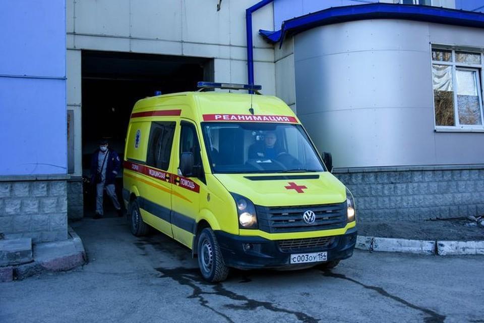 От коронавируса за сутки умерли 8 пациентов.