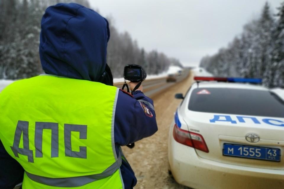 За десять дней кировские сотрудники Госавтоинспекции поймали свыше 150 пьяных водителей. Фото: vk.com/gibdd43