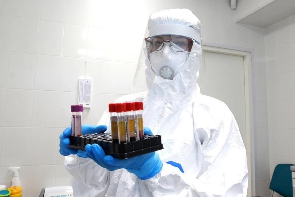 Всего в регионе ковидом заразились 29 476 сибиряков.
