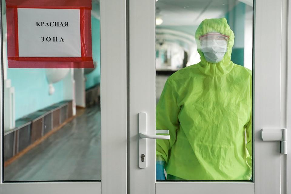 Борьба с коронавирусом продолжается
