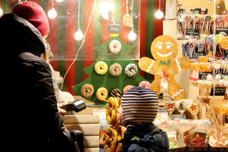 Эксперты выяснили, сколько россияне потратили на новогодних праздниках.