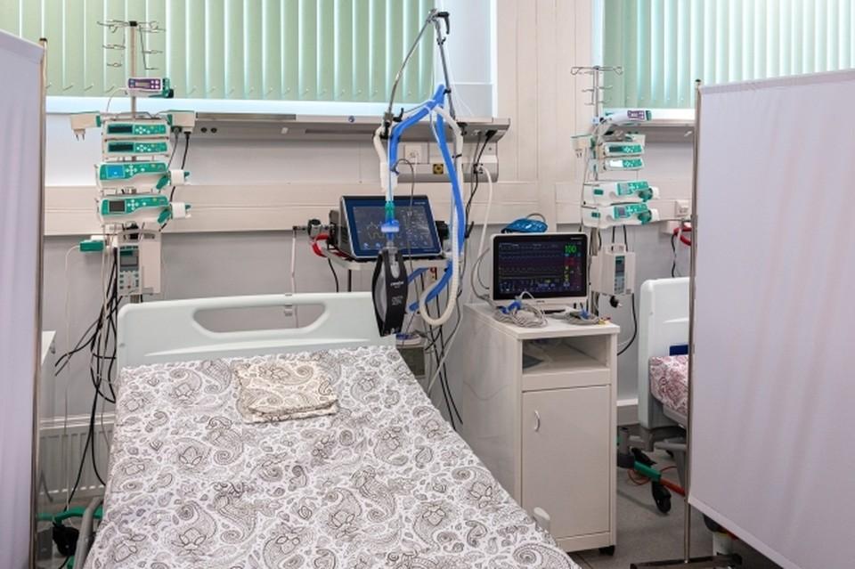 В Крыму зарегистрировали еще 8 смертельных случаев от COVID-19.