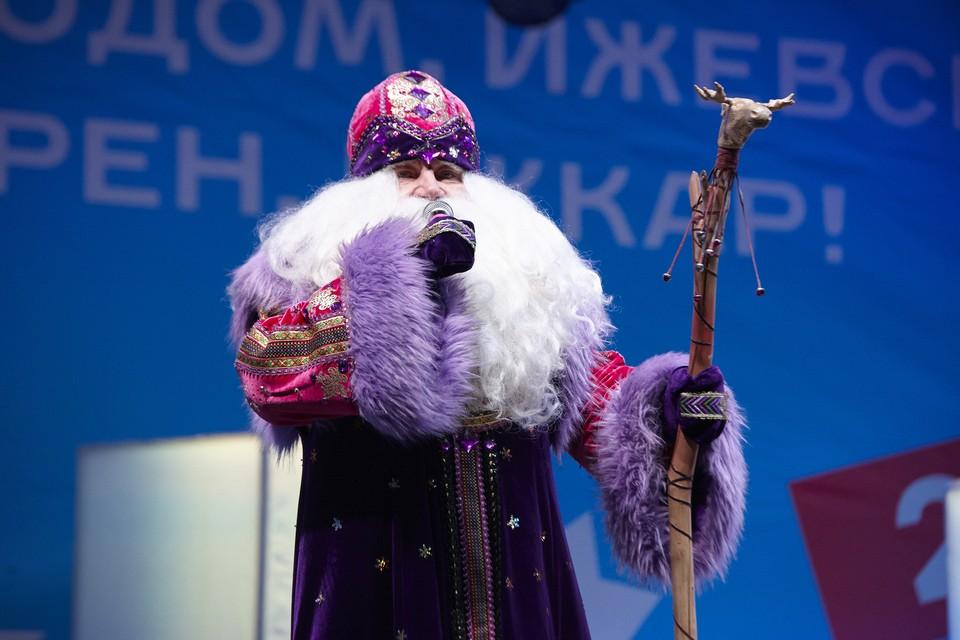 Удмуртский Тол Бабай занял 6 место в рейтинге новогодних персонажей