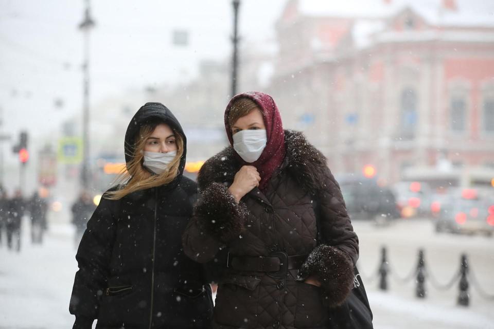 Защита или вред для кожи: рассказываем томичам, как правильно носить маски в мороз