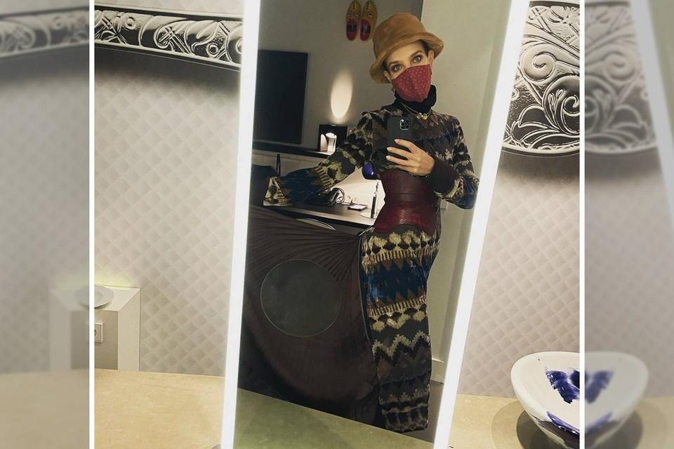 «Дама из Амстердама»: Наталья Водянова сразила поклонников новым образом