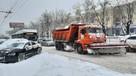 Фурам запретили въезд в город, спецтехника чистит дороги: 18 января снегопад снова парализовал движение на дорогах Волгограда