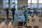 Новогоднее чудо: Пермские медики спасли малыша весом в килограмм