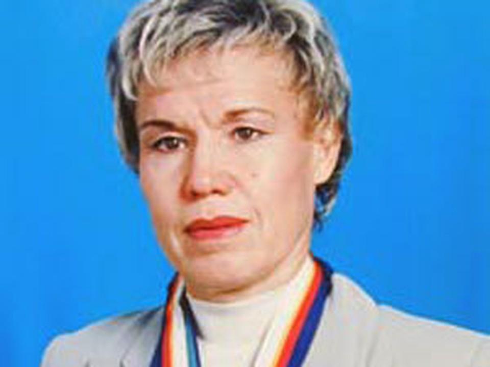 Рима Баталова многократная чемпионка Паралимпийских игр.