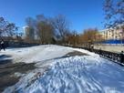 Пандемия уберегла крымчан от переломов во время снегопада