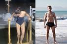 Крещенские купания: «Ротор» нырял в море, а волгоградские чемпионки Лебедева и Слесаренко – в прорубь