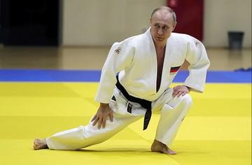 «Путин даже сейчас выполнит норматив мастера спорта по дзюдо»: кубанский борец о спортивной форме президента