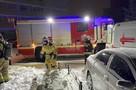 «Пострадали три человека»: в Екатеринбурге из-за пожара в жилом доме эвакуировали 52 человек