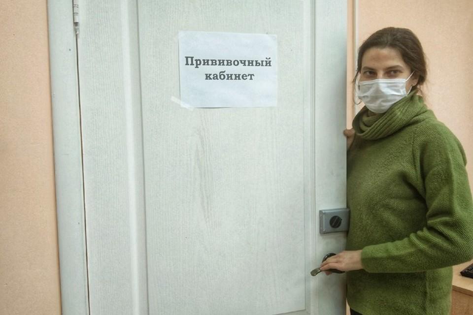В Брянской области от ковида привили 5682 человека