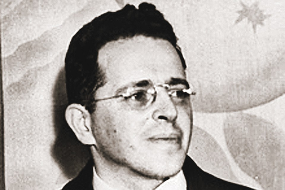 Константин Уманский был восходящей звездой советской внешней политики.
