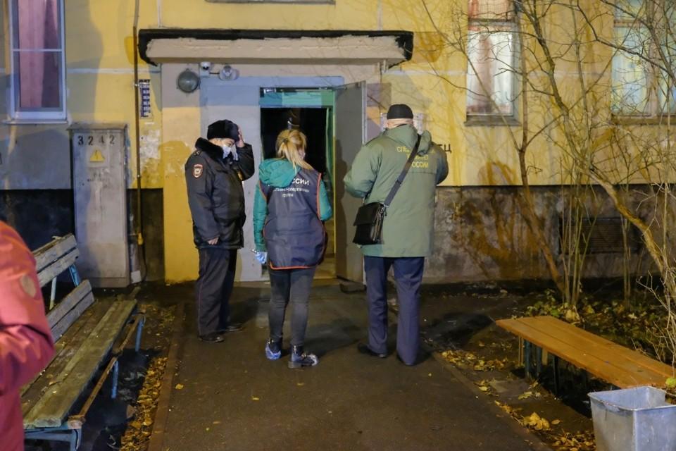 В махачкалинской квартире нашли мертвую семью с ребенком на руках
