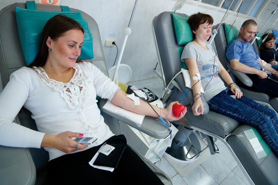 Эксперт рассказал, кому можно быть донором в пандемию