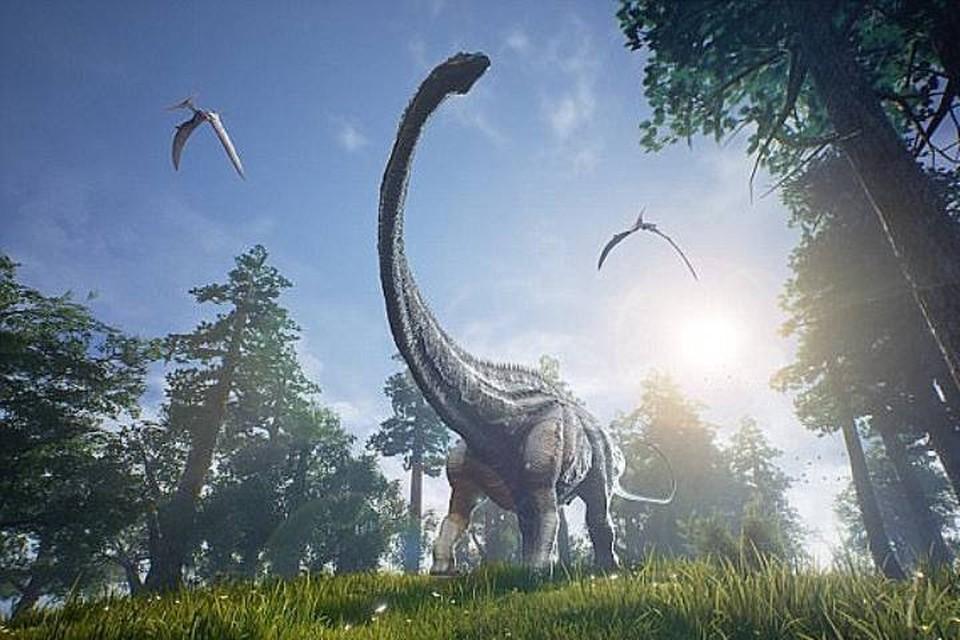 Обнаружены останки сухопутных гигантов, крупнее которых на Земле и не было