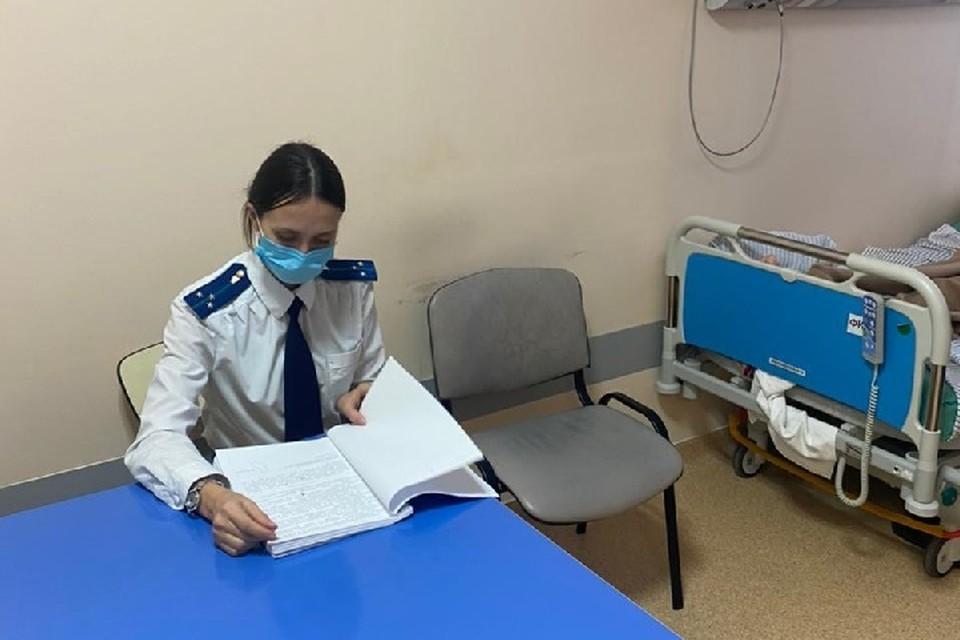 В Казани подозреваемого в убийстве семьи из трех человек арестовали прямо в больнице