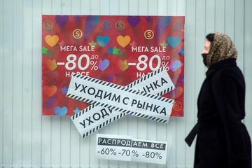 Коронавирус убил каждую шестую компанию в России