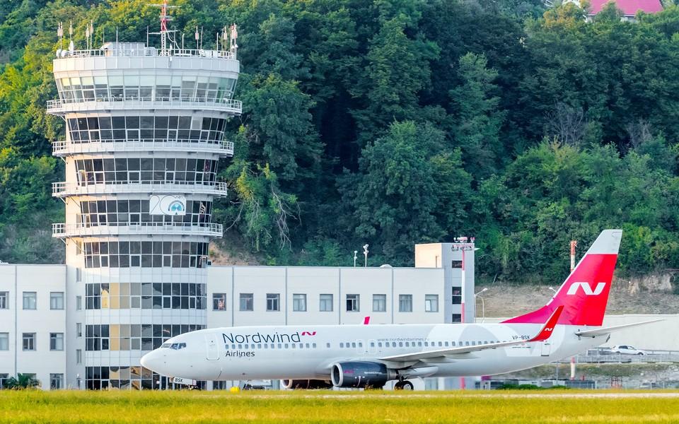 Фото: пресс-службы Международного аэропорта Сочи