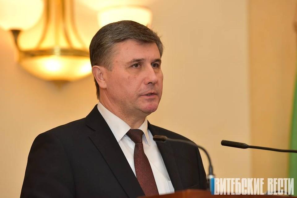 Мэр Витебска, сыновей которого задерживали на протестах, ушел в отставку. Фото: vitvesti.by