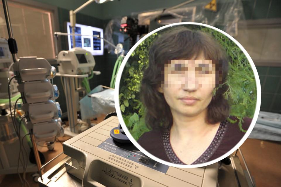 Сибирячка проработала в больнице 22 года, потеряла легкое- но ее уволили. Фото: Светлана Маковеева // личный архив