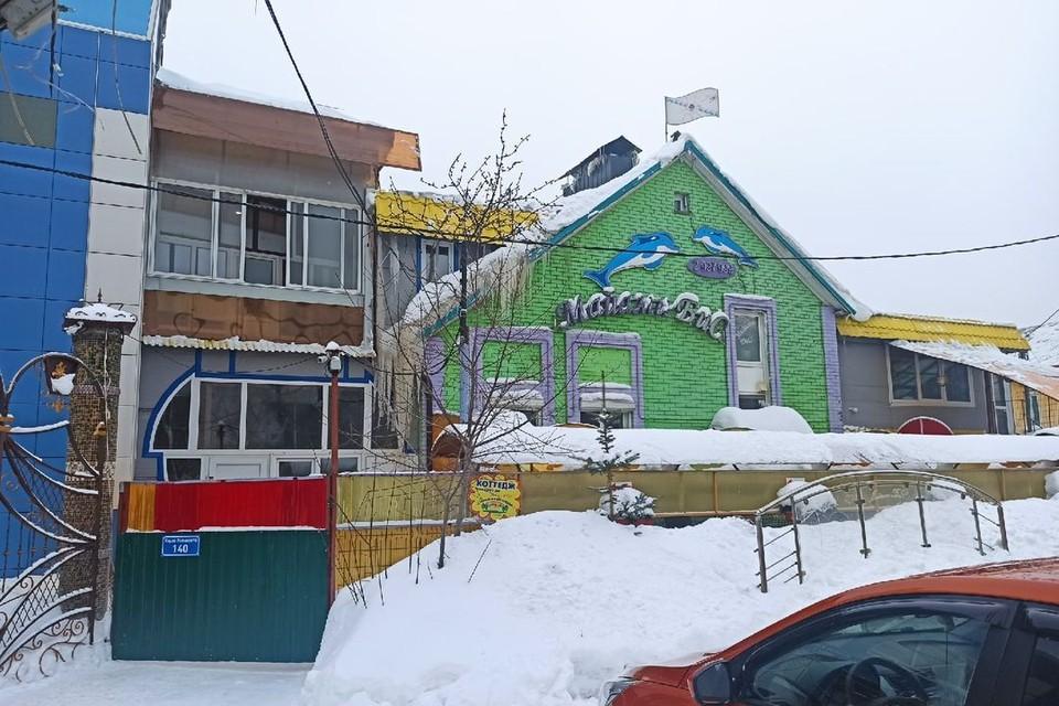 ЧП произошло в сауне в Октябрьском районе Новосибирска.