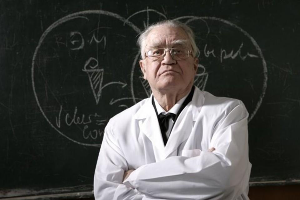 Влаиль Казначеев - один из ученых, о которых идет речь в документах ЦРУ. Фото: https://elibrary.ngonb.ru/