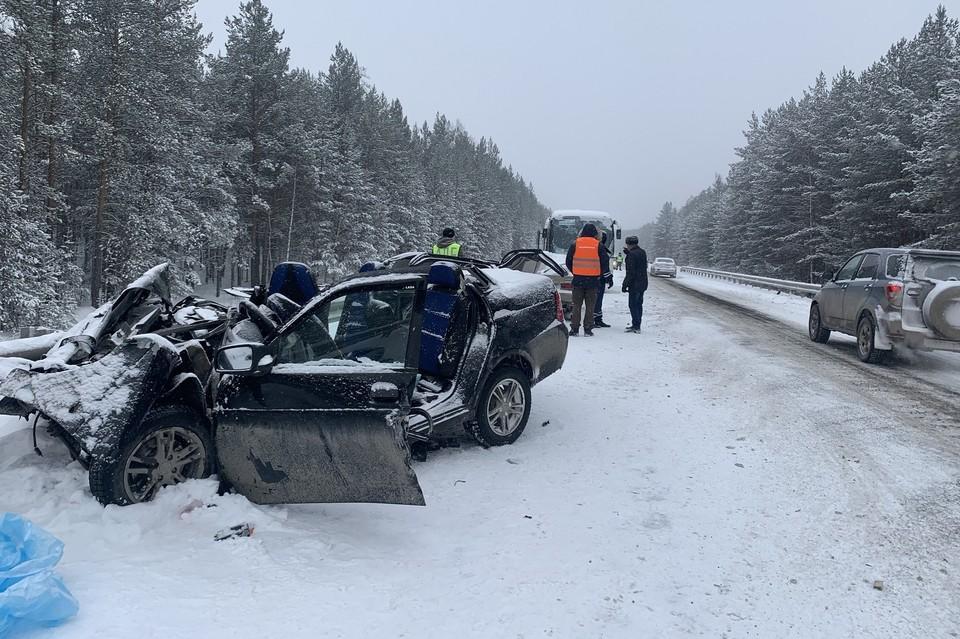 За два дня выходных в авариях погибли 18 человек Фото: УГИБДД по Свердловской области