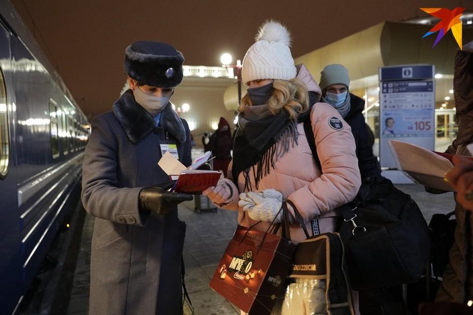 Беларусь и Россия возобновили пассажирское железнодорожное сообщение, которое прервали из-за пандемии коронавируса.